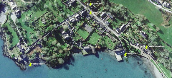 Castletownshend-Aerial